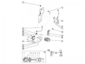 cordon alimentation electrique waterflash 750
