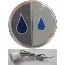 double bouton mecanique dualflush
